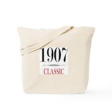 1907 Tote Bag