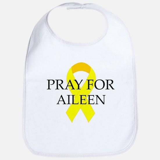 Pray for Aileen Bib