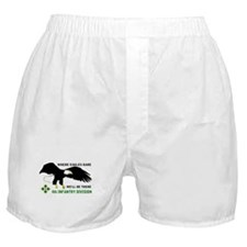 4th INFANTRY Boxer Shorts