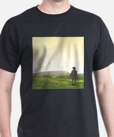 A Vision of Pendle Hill T-Shirt