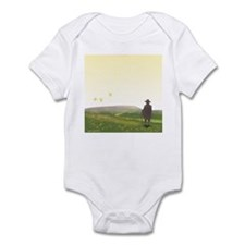 A Vision of Pendle Hill Infant Bodysuit