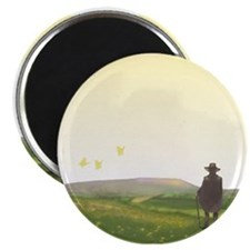 """A Vision of Pendle Hill 2.25"""" Magnet (10 pack)"""