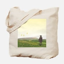 A Vision of Pendle Hill Tote Bag