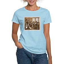 Instrument Maker Women's Pink T-Shirt