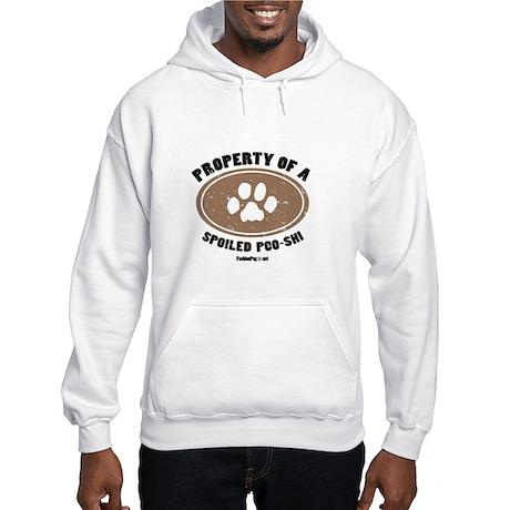 Poshies dog Hooded Sweatshirt