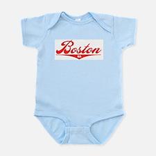 Boston MA Infant Bodysuit