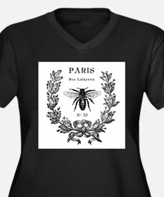 PARIS BEE Plus Size T-Shirt