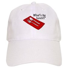 What's for Lunch? Baseball Cap