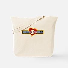 I Love Metric System Tote Bag