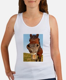 Funny Horse Tank Top