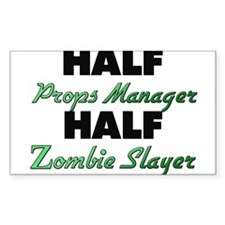 Half Props Manager Half Zombie Slayer Decal
