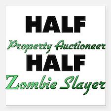 Half Property Auctioneer Half Zombie Slayer Square