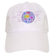 Animal Cell Baseball Cap