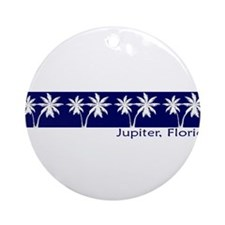 Jupiter, Florida Ornament (Round)