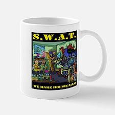 swat team Mug