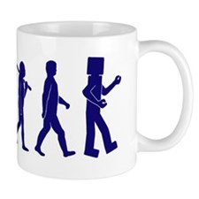 Robotic Evolution Mug