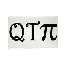 Q-T-Pi Rectangle Magnet