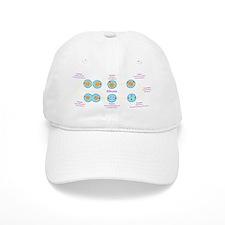 Mitosis Baseball Cap