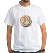 Real love heart shaped candy Shirt