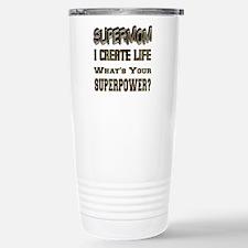 SuperMom Travel Mug