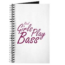 real girls play bass Journal