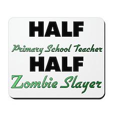 Half Primary School Teacher Half Zombie Slayer Mou