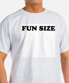 Fun Size Ash Grey T-Shirt