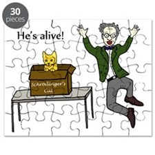 He's Alive! Puzzle