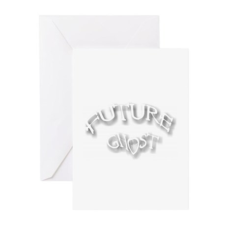 Future Ghost Greeting Cards (Pk of 10)