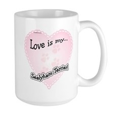 Love is my Sealyham Terrier Mug