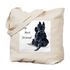 Scottish Terrier AKC Tote Bag