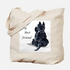 Scottish Terrier AKC Tote Bag