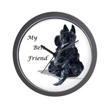 Scottish Terrier AKC Wall Clock