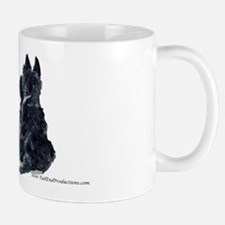 Scottish Terrier AKC Mug