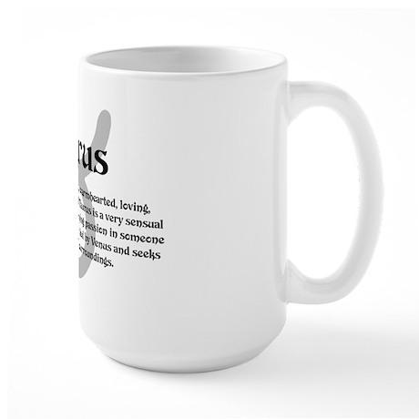 Taurus Coffee Mug / Cup 15oz