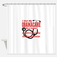 Obamacare Covers Only God Damn Stethoscope Shower