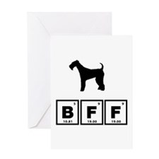 Airdale Terrier Greeting Card