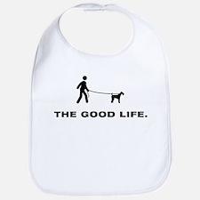 Airdale Terrier Bib