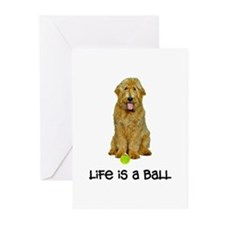 Goldendoodle Life Greeting Cards (Pk of 10)