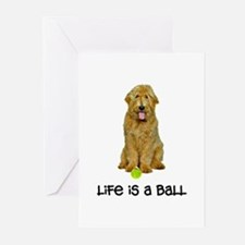 Goldendoodle Life Greeting Cards (Pk of 20)
