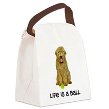 Goldendoodle Life Canvas Lunch Bag