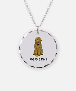 Goldendoodle Life Necklace