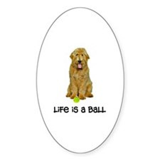 Goldendoodle Life Decal