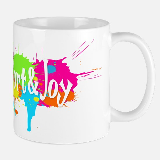 Unique Burning man Mug