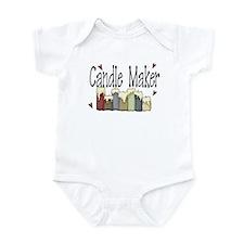 Candle Maker Infant Bodysuit