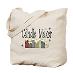 Candle Maker Tote Bag