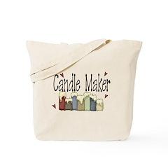 Candle Maker Tote Bag