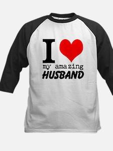 I heart my Amazing Husband Tee
