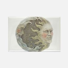 Cosmic Sun and Moon Rectangle Magnet (100 pack)