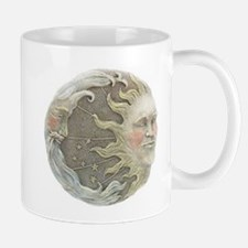Cosmic Sun and Moon Mug